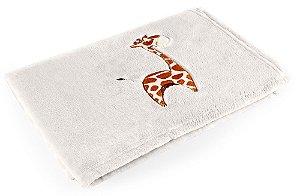 Manta Bege Girafa - Baby Pil