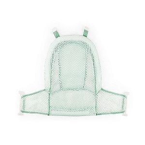 Rede para Banheiras Premium Verde - Baby Pil
