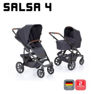Travel System Salsa 4 RN Style Street DUO - ABC Design