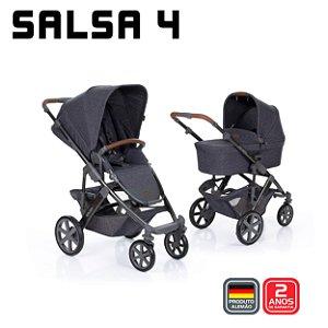 Carrinho de Bebê Travel System Salsa 4 RN Style Street DUO - ABC Design
