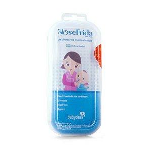 Aspirador Nasal Nosefrida - babydeas