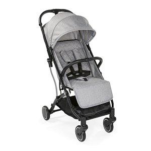 Carrinho de Bebê TrolleyMe Light Grey - Chicco