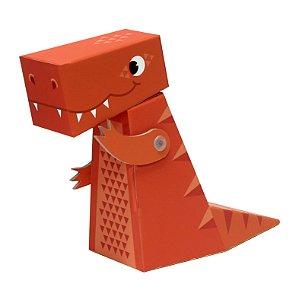 Brinquedo de Montar Dinossauro T-Rex - Krooom