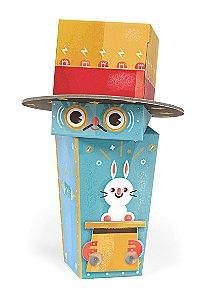 Robô de Montar Mágico - Krooom