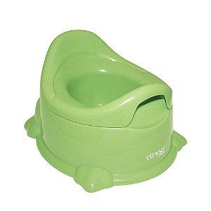 Troninho Penico Infantil Potty Verde - Clingo