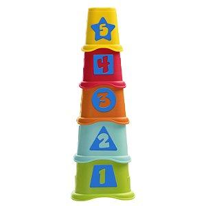 Torre de Copos 2 em 1 - Chicco