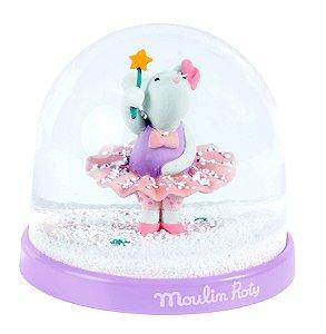 Globo de Neve Ratinha - Moulin Roty