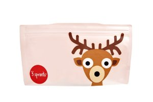 Snack Bag Bicho Alce - 3 Sprouts