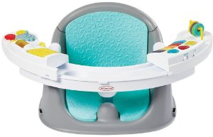 Assento Infantil Multifuncional 3 em 1 com Som - Infantino