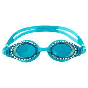 Óculos de Natação Brilho Azul Turquesa - Stephen Joseph