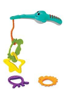 Brinquedo de Banho Vara de Pescaria - Infantino