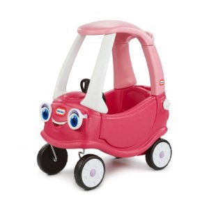 Carro Coupe Princesas - Little Tikes