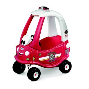 Carro Coupe Resgate - Little Tikes
