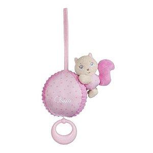 Caixa de Música Soft Cuddles Rosa - Chicco