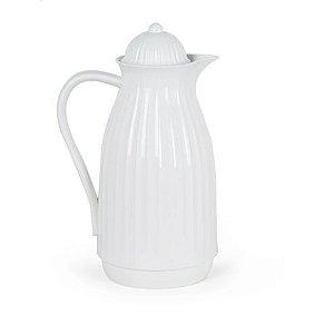 Garrafa Térmica Vintage Branca - Modali Baby
