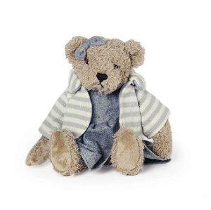 Ursa Liz Vestido e Laço Fino - Modali Baby