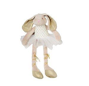 Coelha Bailarina com Sapatinho - Modali Baby