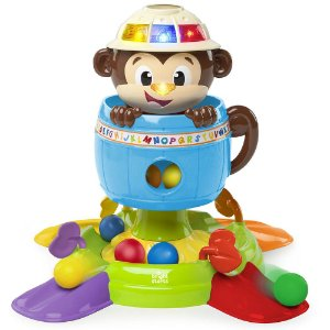 Brinquedo Hide Spin Monkey - Bright Starts