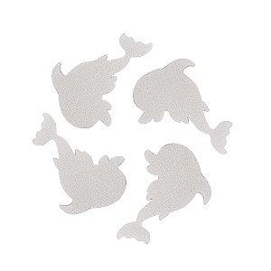 Adesivos Antiderrapante Golfinhos - Kababy