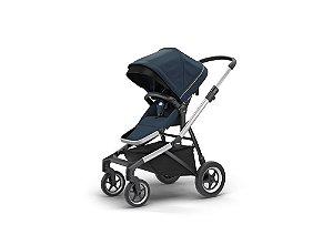 Carrinho de Bebê Sleek Navy Blue - Thule
