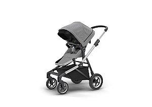 Carrinho de Bebê Sleek Grey Melange - Thule