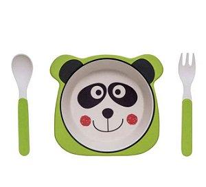 Kit Alimentação Panda Eco - Girotondo