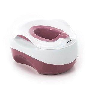 Penico Troninho Flex Potty 3 in 1 Rosa - Safety 1st