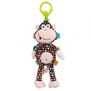Brinquedo Macaca Martha Musical - Balibazoo