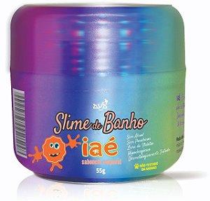 Sabonete Corporal Slime Laranja - IAÉ