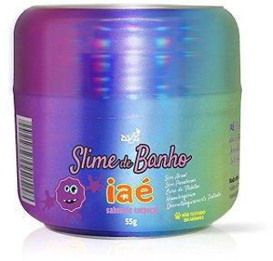 Sabonete Corporal Slime Roxo - IAÉ