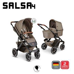 Carrinho de Bebê Salsa 4 Nature Eco DUO - ABC Design