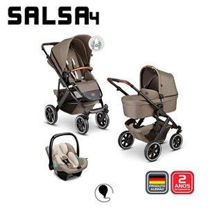Carrinho de Bebê Travel System Salsa 4 Nature Eco TRIO - ABC Design