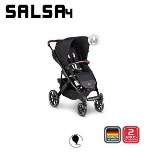 Carrinho de Bebê Salsa 4 Midnight Eco - ABC Design