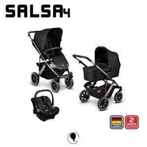 Carrinho de Bebê Salsa 4 Diamante Dolphin TRIO - ABC Design