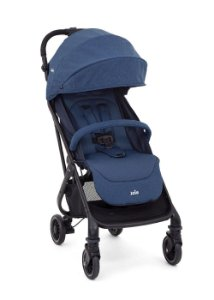 Carrinho de Bebê Tourist Azul Deap - Joie