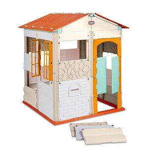 Casinha Construção - Little Tikes