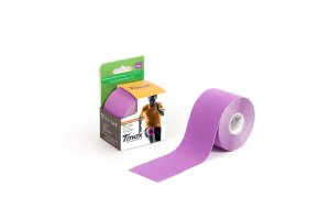 Fita Bandagem Kinesio Tape Lilás - Tmax