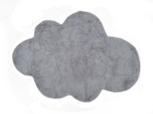 Tapete Cloud Nuvem Cinza - Nina & Co.