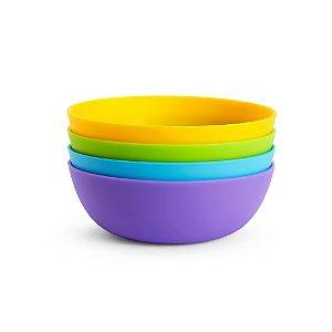 Tigelas Coloridas 6m+ - Munchkin