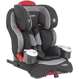 Cadeira Modi Preto e Graphite - Kiddo