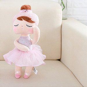 Boneca Angela Lai Ballet Rosa 33cm - Metoo