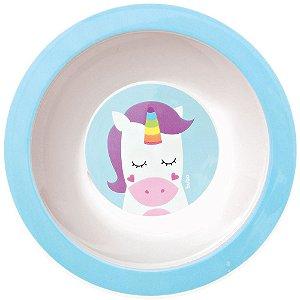 Pratinho Bowl Animal Unicórnio - Buba