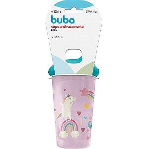 Copo Anti-vazamento Baby 300ml - Buba