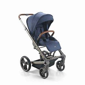 Carrinho de Bebê Rover Azul - Litet