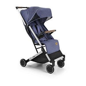Carrinho de Bebê Cube Azul - Litet