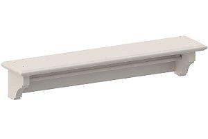 Prateleira Link Classic Areia 110cm - Cia do Móvel
