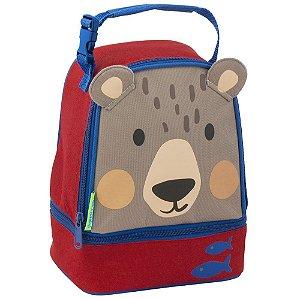 Mochila Escolar Urso - Stephen Joseph