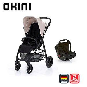 Carrinho de Bebê Travel System Okini Cashmere  - ABC Design