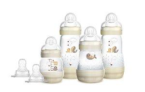 Kit de Mamadeiras Foca Easy Start Gift Set - Mam