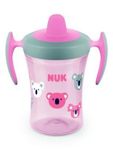 Copo Trainer Evolution Girl 6m - NUK